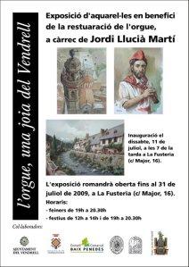 Cartell Jordi Llucià