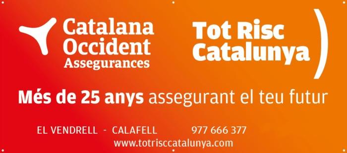 Catalana occident espònsor